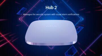 e-shop AJAX Hub 2