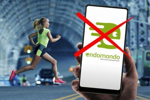 Endomondo končí přenos dat