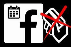 Facebook placené události bez poplatků