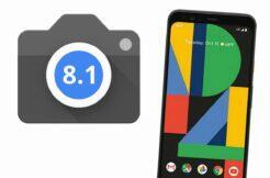Fotoaparát Google 8.1 starší Pixely