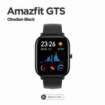Globální verze hodinek Amazfit GTS