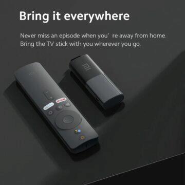 Globální verze Xiaomi Mi TV Stick