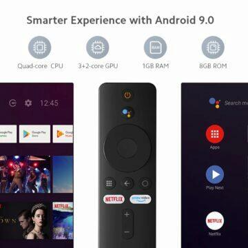 Globální verze Xiaomi Mi TV Stick parametry