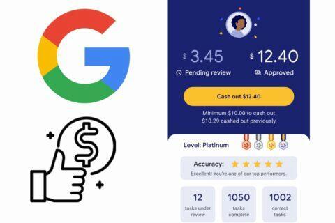 Google aplikace přivydělat