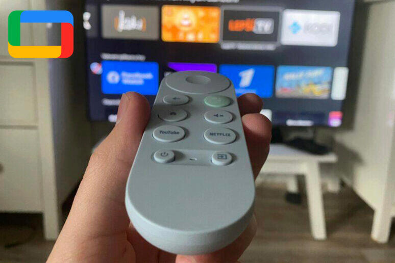 google chromecast remote