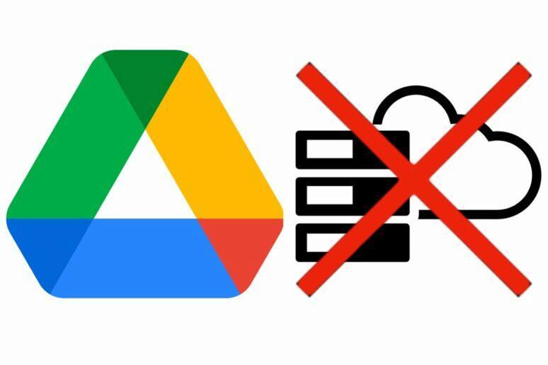 google disk limit uložiště