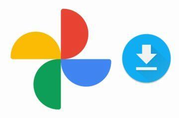 Google Fotky jak stáhnout
