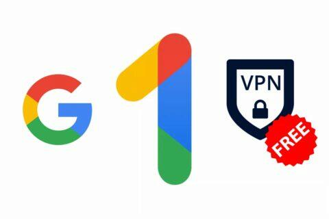 Google One oznámil VPN