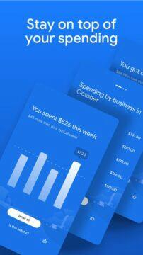 Google Pey nová aplikace - přehled ve financích