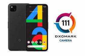 google pixel 4a dxomark