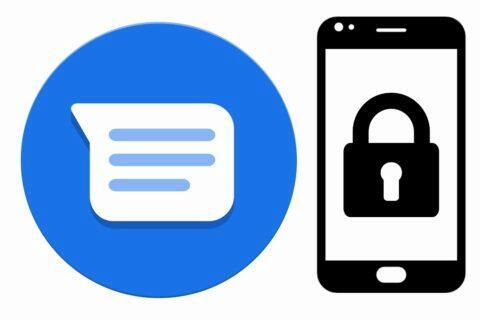Google zprávy šifrování