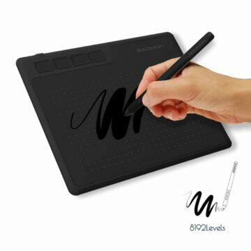 miniprojektor BYINTEK P7 Grafický tablet GAOMON S620