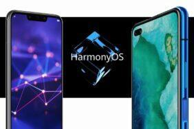 HarmonyOS starší Huawei Honor telefony