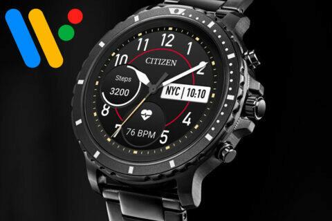 hodinky wear os