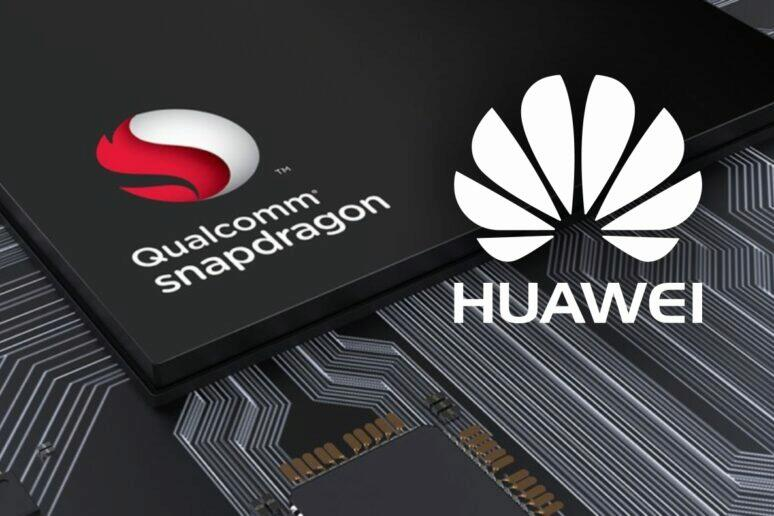 Huawei Qualcomm procesory spekulace
