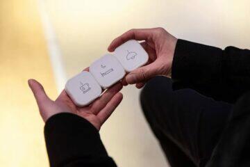 Ikea Tradfri tlačítka pro spusteni scény