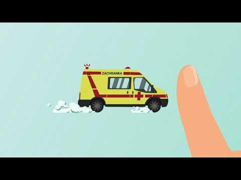 Jak funguje aplikace Záchranka?