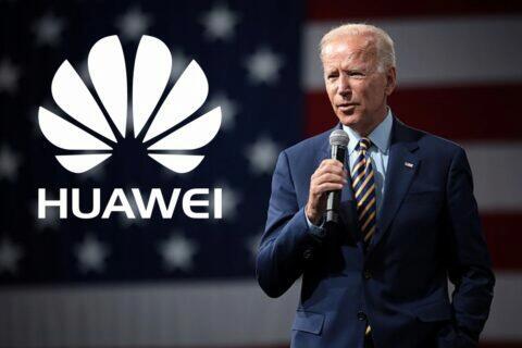 Joe Biden Huawei