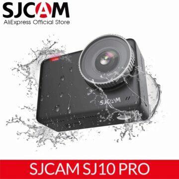 Kamera SJCAM SJ10 Pro voda