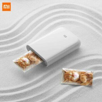 Kapesní tiskárna Xiaomi Mijia papír