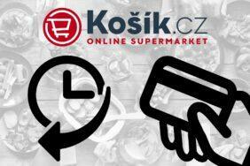 Košík.cz odložené platby 2