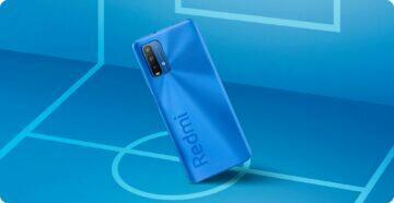 Levný Redmi mobil