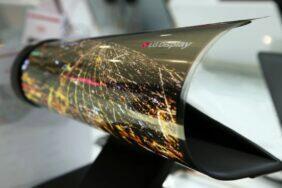 LG telefon s rolovacím displejem 2021