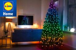 Lidl Home chytrý stromeček