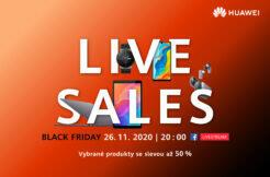 Black Friday u Huawei slevy