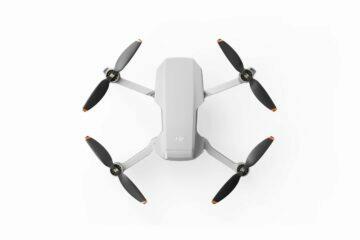 malý levný dron dji