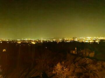 město tma Mate 40 Pro