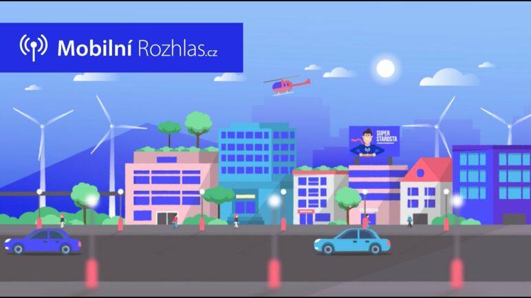 Mobilni Rozhlas - Chytrá komunikace pro lepší život