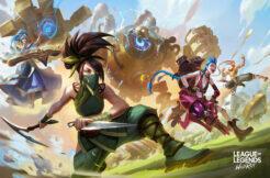 mobilni verze hry league of legends vydani v evrope