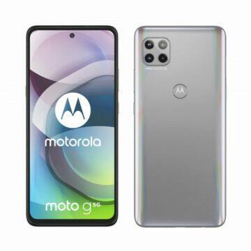 Motorola Moto G 5G oficiálně