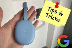 nejlepší tipy a triky na chromecast
