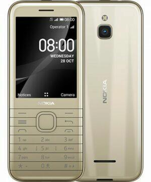 Nokia 6300 4G a Nokia 8000 4G oficiálně představení