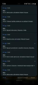 notifikace