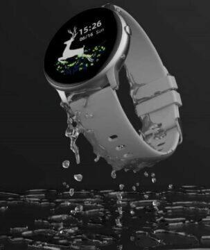 nové hodinky Xiaomi IMILAB KW66
