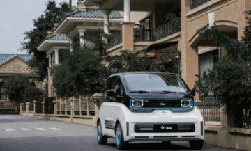 nový elektromobil xiaomi