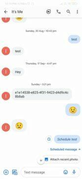 odlozena zprava v konverzaci