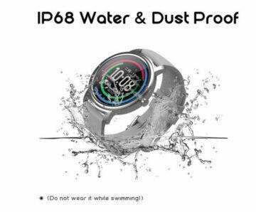 odolnost IP68