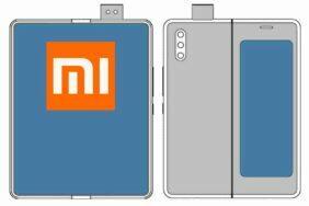 Ohebný Xiaomi mobil s výsuvnými fotoaparáty