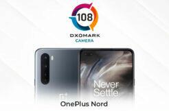 oneplus nord dxomark