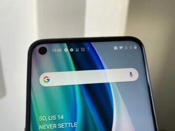 OnePlus Nord N10 5G dorazil do redakce