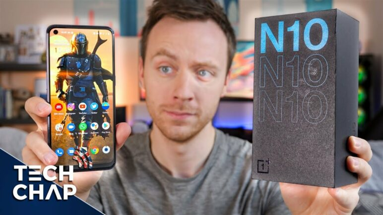 OnePlus Nord N10 5G Review - Why? | The Tech Chap