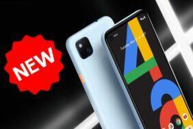 Pixel 4a nová barva