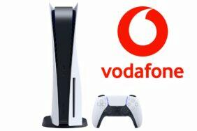 PlayStation 5 vodafone