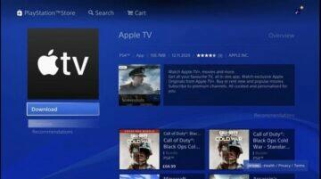playstation-apple-tv instalace