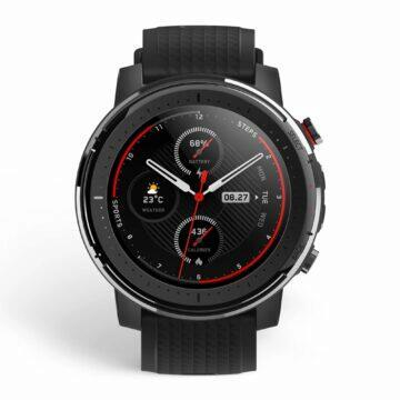 Porovnání Amazfit Stratos 3 a Honor Watch GS Pro Stratos 3 čelo
