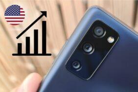 prodejnost Q3 2020 USA Samsung
